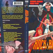 Rock & Rule (1983) R1 DVD Cover & Label