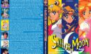 Sailor Moon Movies & Specials R1 Custom DVD Cover & Label