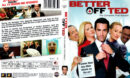 BETTER OFF TED SEASON 1 (2009) R1 DVD COVER & LABELS