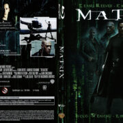 Matrix (1999)(Custom Remastered UHD-Edition) R2 GERMAN COVER & LABEL