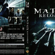 Matrix Reloaded (2003) (Custom Remastered UHD-Edition) R2 GERMAN COVER & LABEL