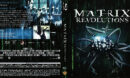 Matrix Revolutions (Custom Remastered UHD-Edition) R2 GERMAN COVER & LABEL