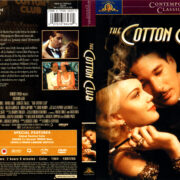 THE COTTON CLUB (1984) R1 DVD COVER & LABEL