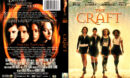 THE CRAFT SE (1996) R1 DVD COVER & LABEL