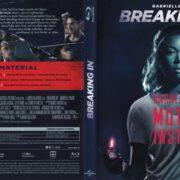 Breaking In (2018) R2 German Blu-Ray Cover