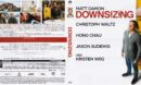 Downsizing (2018) R2 german Blu-Ray Cover