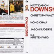 Downsizing (2018) R2 german Blu-Ray Cover