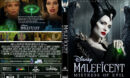 Maleficent: Mistress Of Evil (2019) R0 Custom DVD Cover & Label
