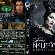 Maleficent: Mistress Of Evil (2019) R0 Custom DVD Cover & Label