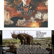 A Monster Calls (2016) R1 Custom VCD Cover & Label