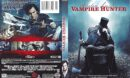 Abraham Lincoln-Vampire Hunter (2012) R1 DVD Cover & Label