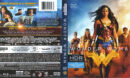 Wonder Woman (2019) R1 4K UHD Cover & Labels