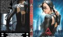 AeonFlux (2005) R1 Custom DVD Cover & Label