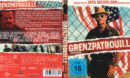 Grenzpatrouille (The Border) (2017) R2 German Blu-Ray Covers & Label