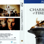 CHARIOTS OF FIRE DIGIBOOK BLU-RAY (1981) R1 Blu-Ray Cover & Labels