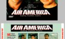 Air America (1990) R1 Custom VCD Cover & Label