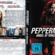 Peppermint - Angel Of Vengeance (2019) R2 German DVD Cover