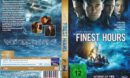 The Finest Hours (2016) R2 German DVD Cover