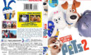 The Secret Life of Pets 2 (2019) R1 DVD Cover