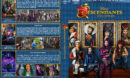 Descendants Collection R1 Custom DVD Cover