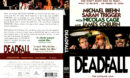 DEADFALL R1 DVD COVER & LABEL