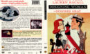 DESIGNING WOMAN (1957) R1 DVD COVER & LABEL