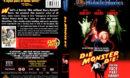 DIE MONSTER DIE (1965) R1 DVD COVER & LABEL