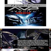 Alien vs Predator Double Feature (2004-2007) R1 Custom VCD Cover & Label