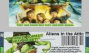 Aliens in the Attic (2009) R1 Custom VCD Cover & Label
