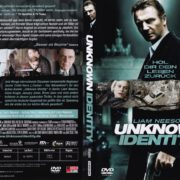 Unknown Identity (2011) R2 german DVD Cover