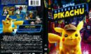 Pokemon Detective Pikachu (2019) R1 DVD Cover