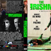 The Irishman (2019) R0 Custom DVD Cover & Label