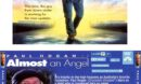 Almost an Angel (1990) R1 Custom VCD Cover & Label