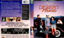 DESERT HEARTS (1985) R1 DVD COVER & LABEL
