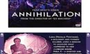Annihilation (2018) R1 Custom VCD Cover & Label