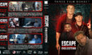 Escape Plan Collection R1 Custom Blu-Ray Cover