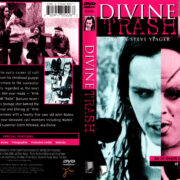 DIVINE TRASH (1998) R1 DVD COVER & LABEL