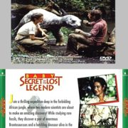 Baby Secret Of The Lost Legend (1985) Custom VCD Cover & Label
