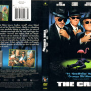 THE CREW (1977) R1 DVD COVER & LABEL