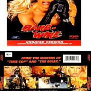 Barb Wire (1996) R1 Custom VCD Cover & Label