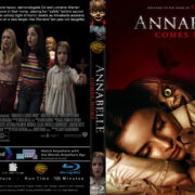 Annabelle Comes Home (2019) R1 Custom Blu-ray Cover & Label