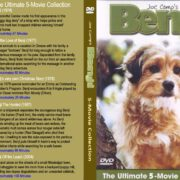 Benji Collection (1974-2004) R1 Custom DVD Cover & label