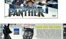 Black Panther (2018) R1 Custom VCD Cover & Label