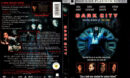 DARK CITY (1998) R1 DVD COVER & LABEL