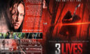 3 Lives (2019) R1 Custom DVD Cover