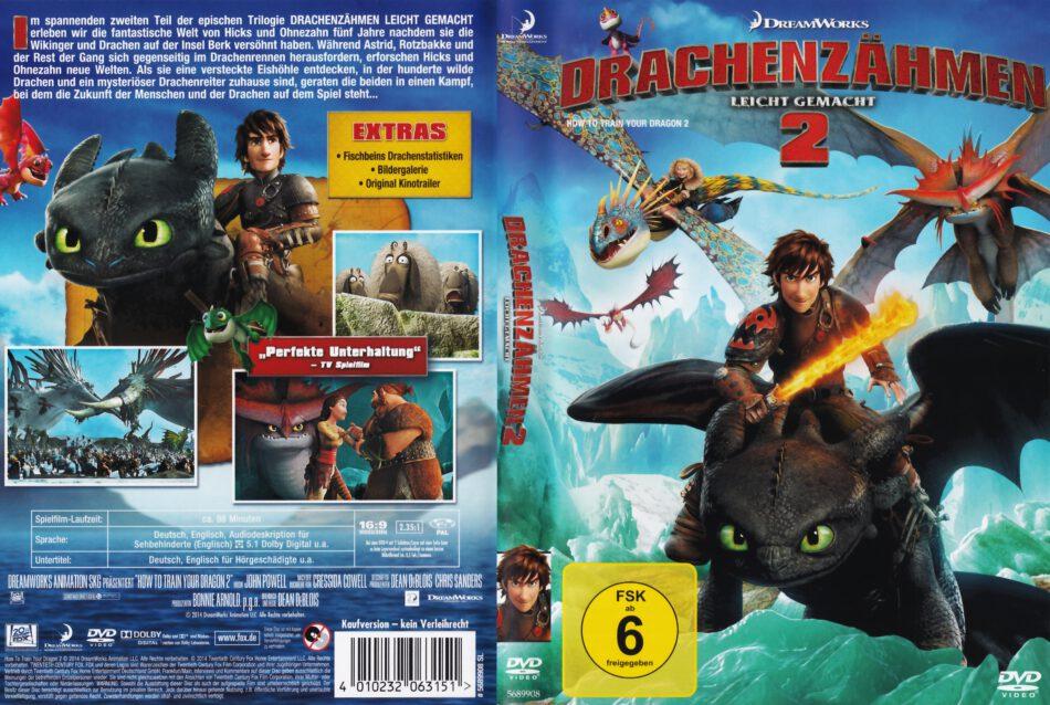 Drachenzähmen Leicht Gemacht 2 Dvd
