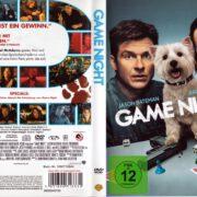 Game Night (2018) R2 german DVD Cover