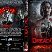 Dreadout:Tower of Hell (2019) R0 Custom DVD Cover & label