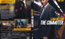 The Commuter (2018) R2 German DVD Cover