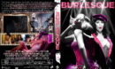 Burlesque (2010) R1 Custom DVD Cover & Label